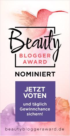 Beauty Blogger Award, österreichische Blogger, Bloggerin, Austrianblogger